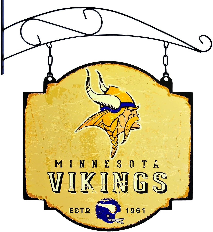 NFL Minnesota Vikings Tavern Sign
