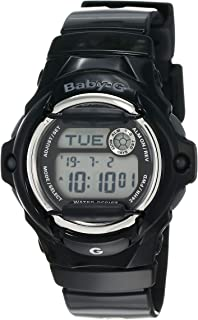 Casio Baby G Women BG169R-1 Year-Round Digital Automatic Black Watch