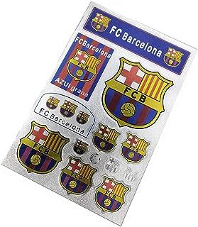 AJBOY Football Club Soccer Team Logo Stickers Car Glass/Wall/Laptop/Favorite Items Sticker Decal