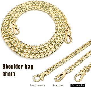 Correa de cadena de metal – repuesto para bolso/bolso/bolsa cruzada o bolso