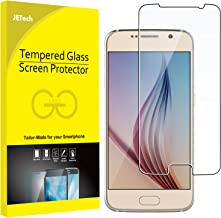 JETech Pellicola Protettiva per Samsung Galaxy S6 in Vetro Temperato