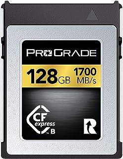 ProGrade Digital 128GB CFexpress Type B Memory Card (Gold)