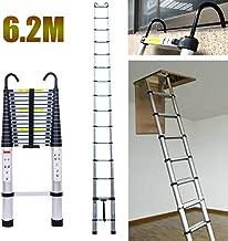 DE CARGA de carga. /¡HASTA 260 Kg Escalera plegable y escamoteable para hueco de 70X90 cm.- La /única escalera homologada a soportar hasta 260 Kg