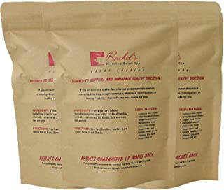 (90 Bags/180 Cups)Upset Stomach Specialty Tea Bags Diverticulitis Pain Free Foods Diverticulosis Crohn's Disease and Colitis