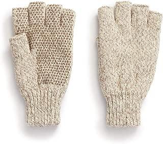 tweed gloves men's