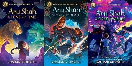 Aru Shah Book Series Set (Pandava Series)