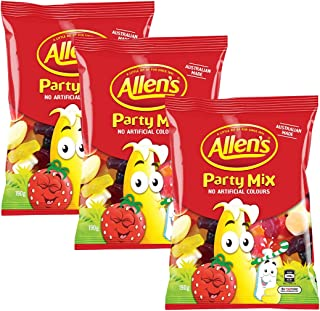 Allens Party Mix 190g - 3 Packs