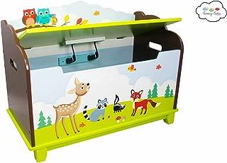Fantasy Fields Enchanted Woodland Toy Chest, Kids Storage