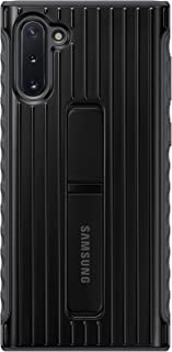Samsung Galaxy Note10 手機殼,堅固防摔保護套EF-RN970CBEGUS 黑色