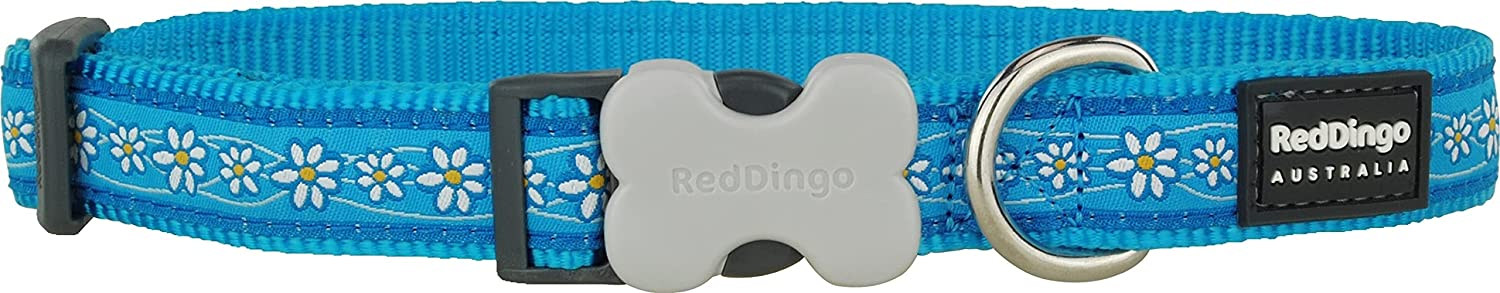 New product type Red High quality Dingo Daisy Collar Dog Chain