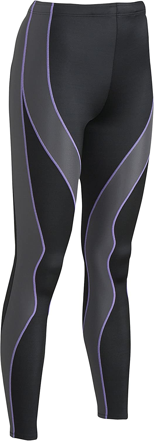 CWX Women's Muscle Support Performx Full Length Compression Tight