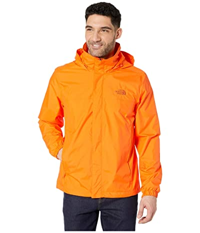 The North Face Resolve 2 Jacket (Persian Orange) Men
