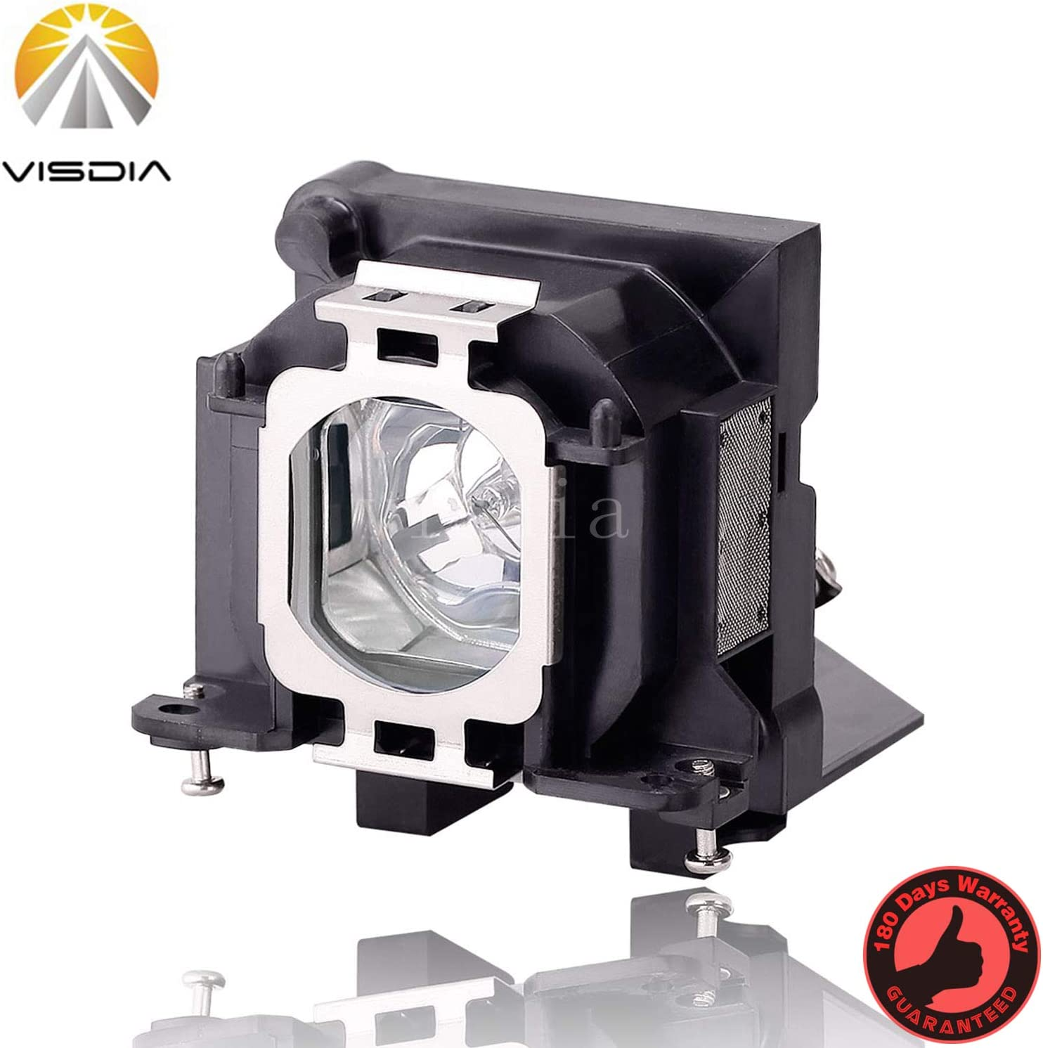 LMP-H160 Replacement Projector Lamp with Housing for Sony AW10 AW10S AW15 AW15KT AW15S VPL-AW10 VPL-AW10S VPL-AW15 VPL-AW15KT VPL-AW15S Projectors by Visdia