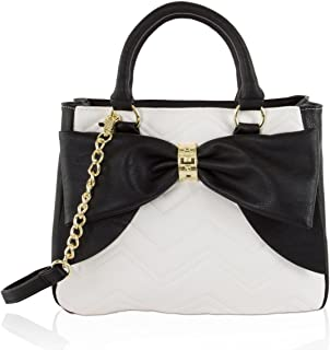 Quilted Dome Tote With Pouch (2 Piece set)
