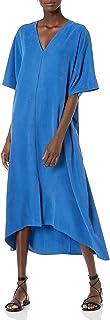 The Drop Vestido para Mujer, Caftán, Midi, Negro, por @graceatwood