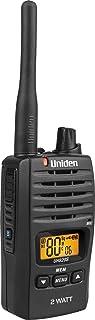 Uniden UH820S - 80 Channels 2 Watt UHF Handheld Radio