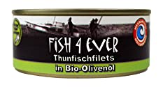 Fish 4 Ever Skipjack Tuna Chunks In Olive Oil 160g