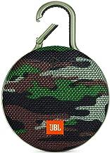 JBL CLIP 3 - Waterproof Portable Bluetooth Speaker - Squad Camo