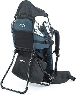 MONTIS MOVE, rygghållare, barnbärare upp till 25 kg, 2180 g, blå