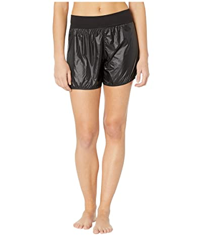 Bloch Rip Stop Shorts (Black) Women