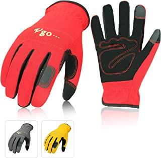 gloves for working with steel