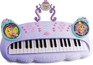 IMC Toys–Teclado electrónico–Rapunzel, 211438 , color/modelo surtido