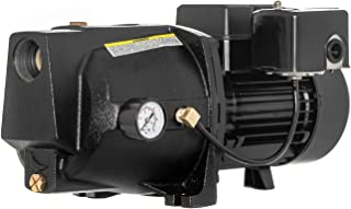Sponsored Ad - RainBro 3/4 HP Cast Iron Shallow well jet pump for well up to 25 ft, Model# CSW075