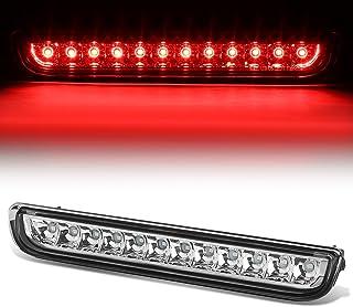 Toyota FJ Cruiser GSJ15W LED High Mount Rear 3rd Third Brake Light (Chrome Housing)