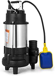 transfer pump dirty water