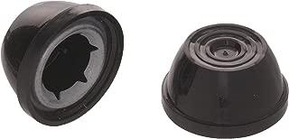 100-Pack The Hillman Group 58484 1//4-Inch Pushnut Bolt Retainer
