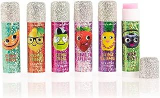 Simple Pleasures (6 Pack) Fruit Scented Lip Balm Variety Pack Moisturizer Bulk Set Kids Teens Adults
