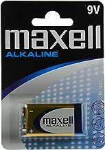 Maxell 6LR61-MN1604, Pila alcalina