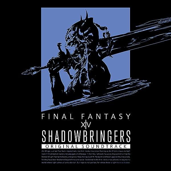 SHADOWBRINGERS FINAL FANTASY XIV Original Soundtrack