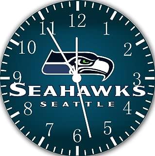 Best seahawks wall clock Reviews