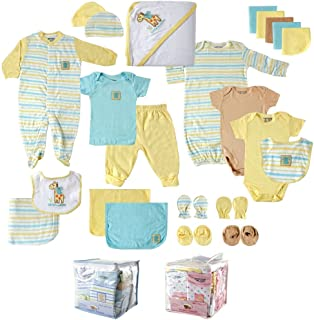 Luvable Friends Unisex Baby Gift Cube