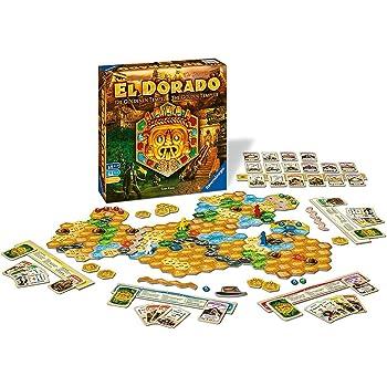 Ravensburger Spiele 26129 - Wettlauf nach El Dorado