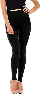 NANAVA Women's High-Rise Full Length Moto Leggings