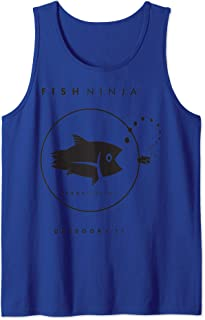 Cool Fishing Shirt Tank Top