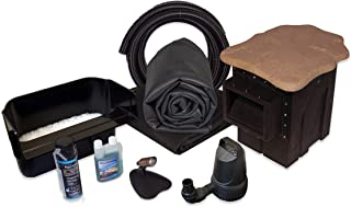 Simply Ponds 2100 Water Garden and Pond Kit with 15 Foot x 20 Foot EPDM Liner