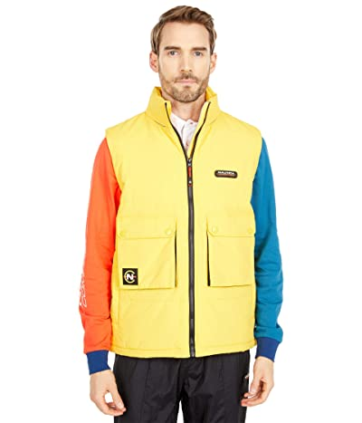 Nautica Competition Lightweight Vest (Old Gold) Men