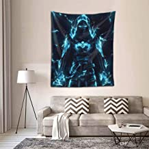 Jinfugongmao Des_Tiny 2 Hu_nter Tapestries Wall Hanging Tapestry for Bedroom Living Room Dorm Decor 60 X 51 Inch