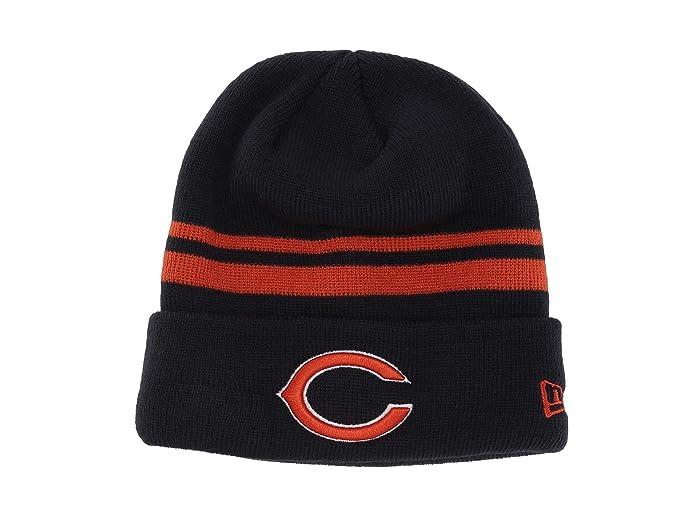e3bbde63e New Era Chicago Bears Cuff Knit | Zappos.com