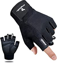 Atercel Workout Gloves, Best Exercise Gloves for Weight Lifting, Cycling, Gym, Training,..