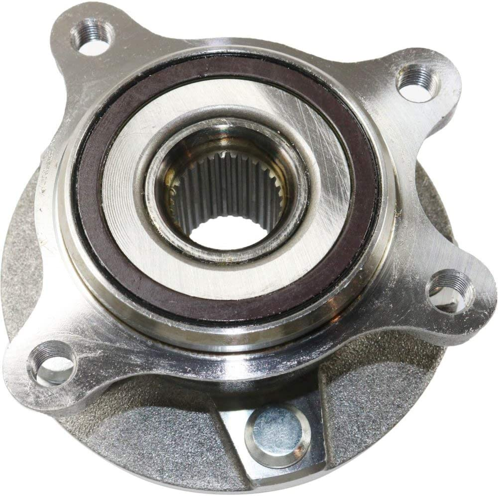 Wheel Hub and Bearing Compatible with 2006-2015 Lexus IS250 2013-2017 GS350 Front Right AWD With ABS Encoder
