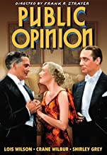 Public Opinion [DVD] [1935] [Region 1] [NTSC] [Reino Unido]
