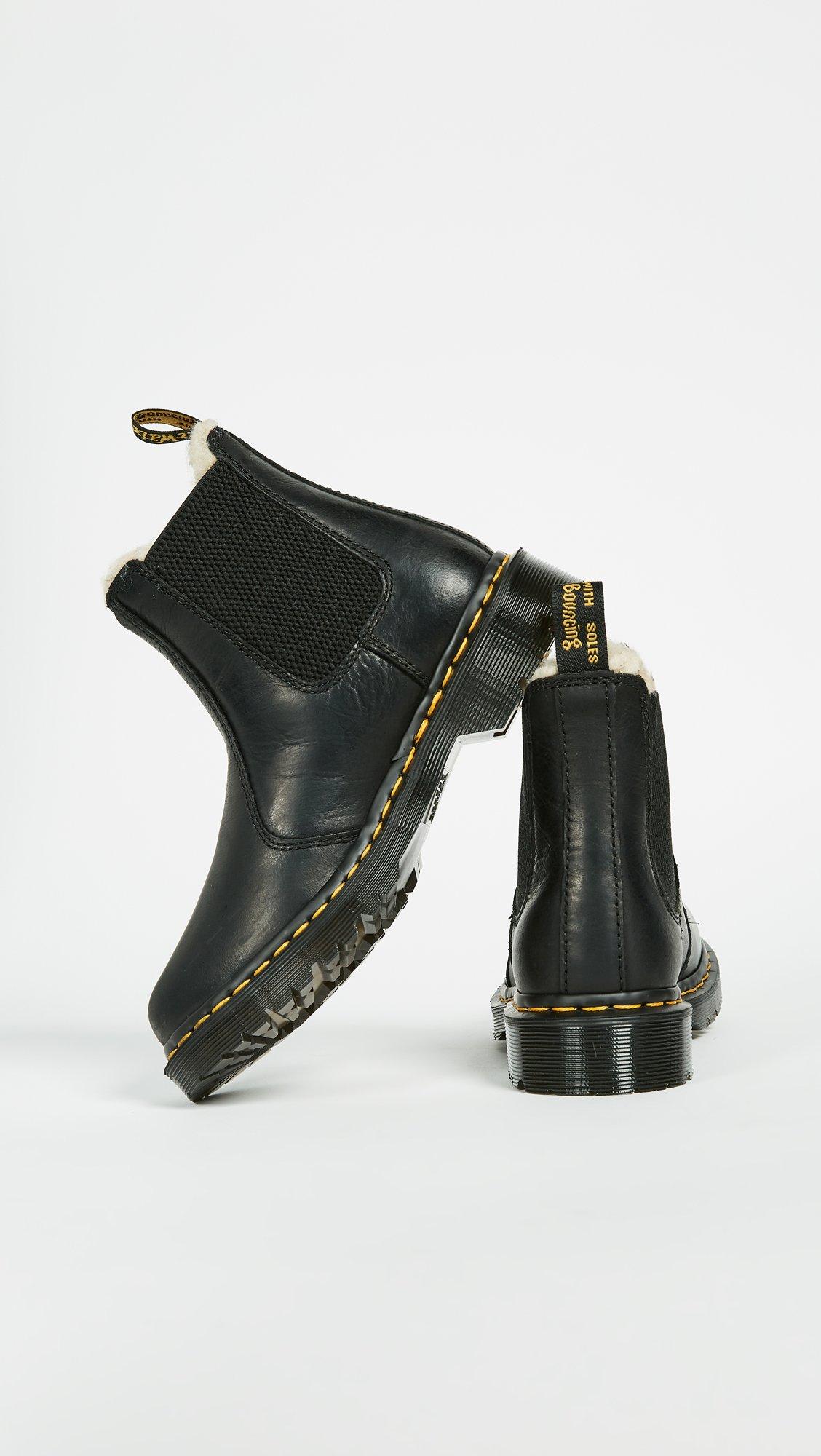 Dr. Martens Women's 2976 Leonore Chelsea Boot