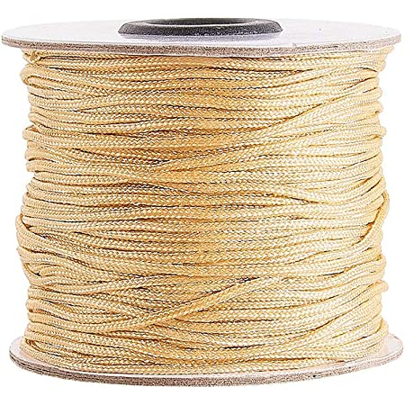 200 Yards//Roll White Braided Lift Shade Cord Replacement Cords For Blinds Windows Roman Shade Repair Braided Nylon Polyester Lift Cord By Kisslife Blinds Cord String Gardening Plant and Crafts 1mm