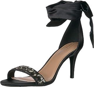 Aerosoles Women's Dress, Sandal Pump, Black Sparkle, 5 M US