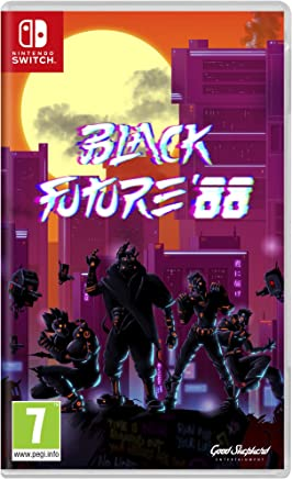 Black Future '88Nintendo Switch;