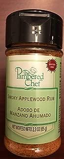 PAMPERED CHEF SMOKY APPLEWOOD RUB #9668